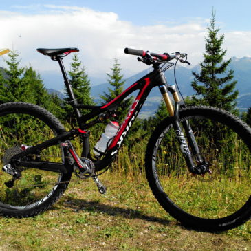 Specialized Enduro или Stumpjumper FSR — Specialized Dealer Event 2014