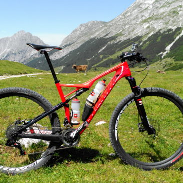 Обзор двухподвеса Specialized Epic — Specialized Dealer Event 2014