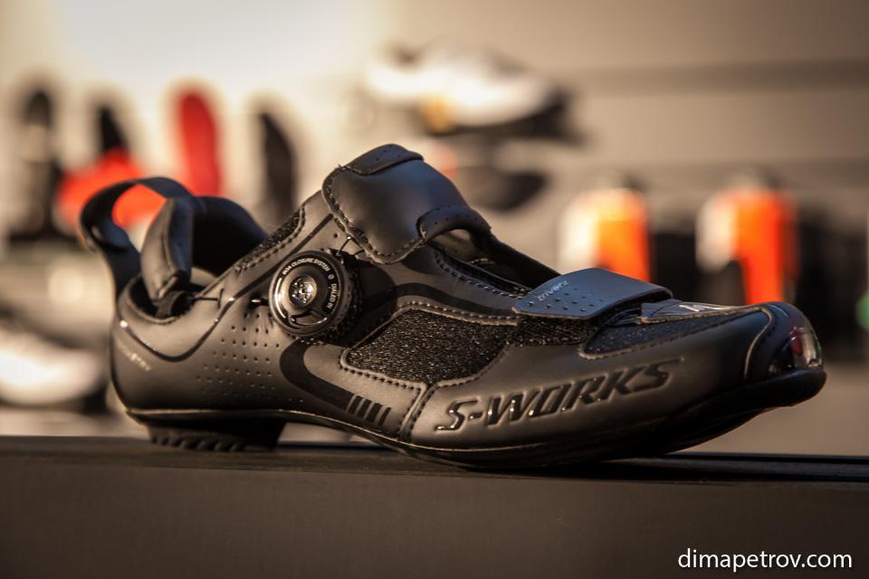 Велотуфли для триатлона Specialized (4)