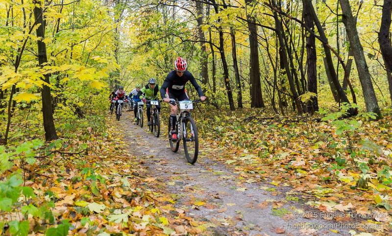 Дуатлон велосипед бег пуща (2)
