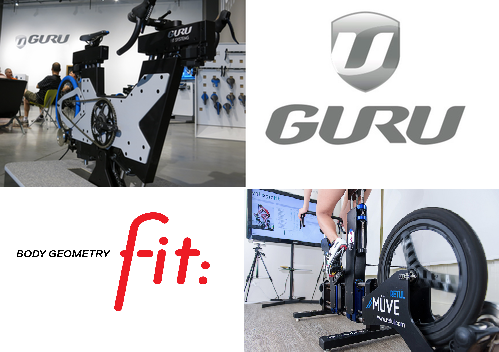 Guru fit или Specialized Body Geometry Fit?