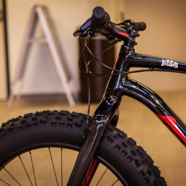Specialized FatBoy – шоустоппер 2014!