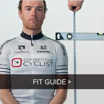 Калькулятор геометрии от Competitive Cyclist