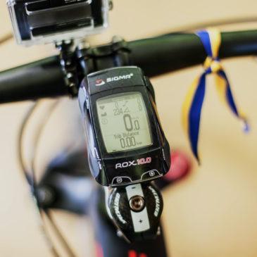 Обзор Sigma ROX 10.0 GPS — велокомп с GPS