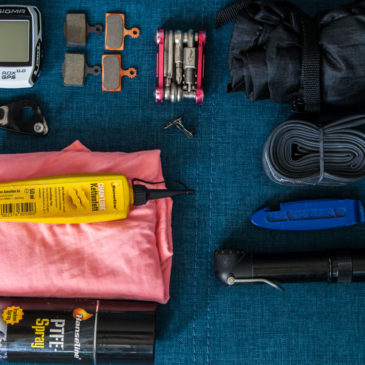 Подготовка к велосезону и кемпу
